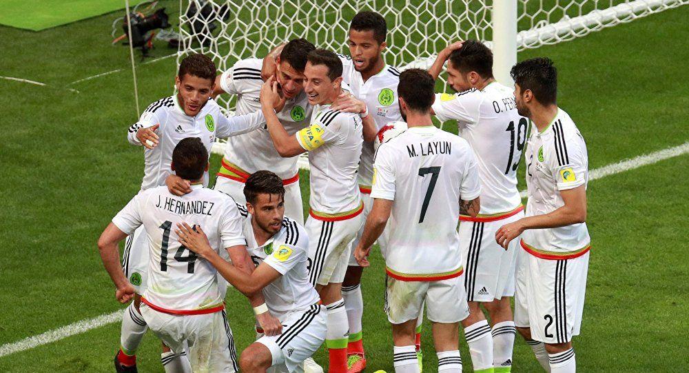 Прогноз на матч: Мексика — Новая Зеландия