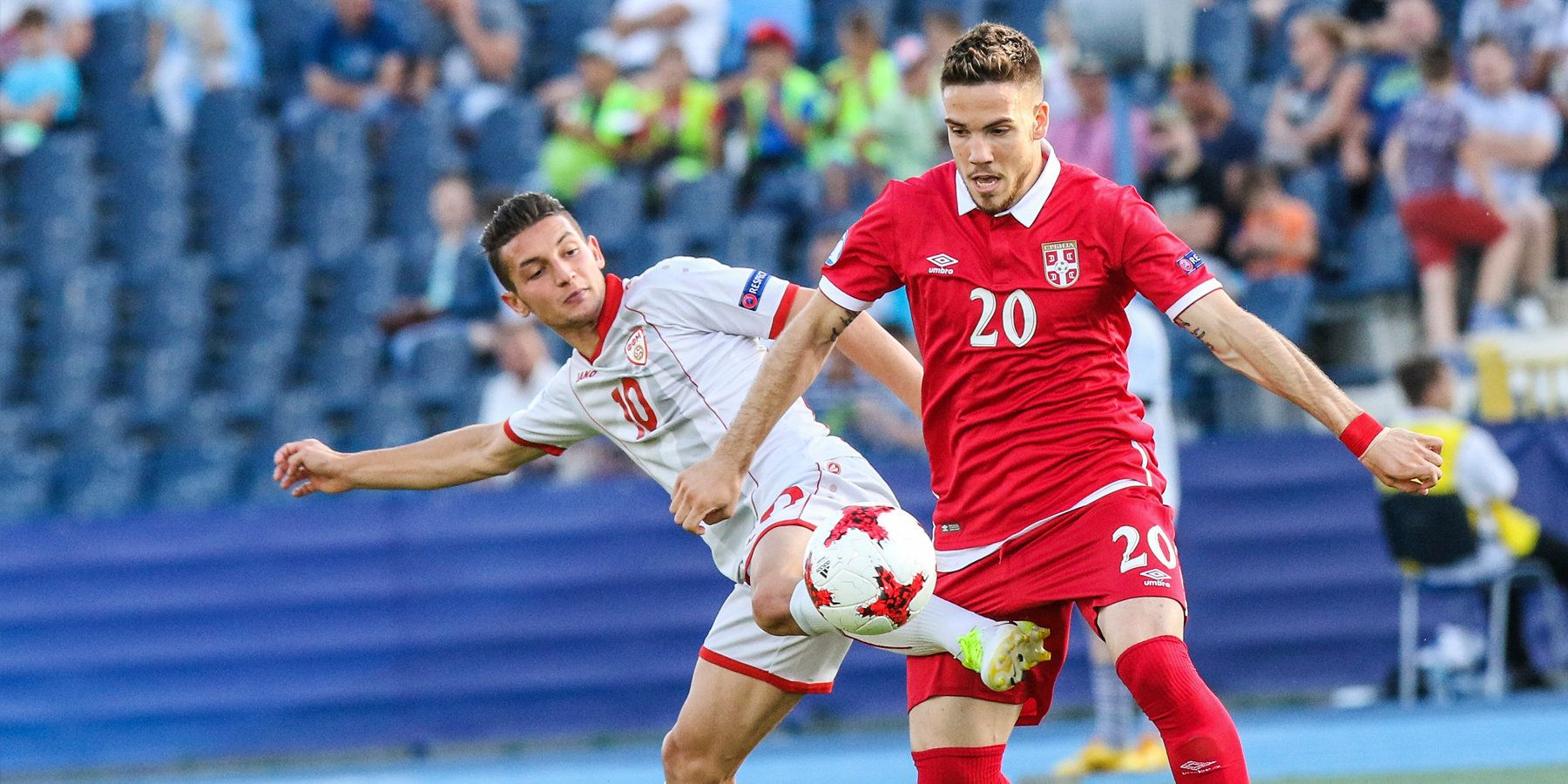 «Краснодар» подписал полузащитника молодёжной сборной Сербии