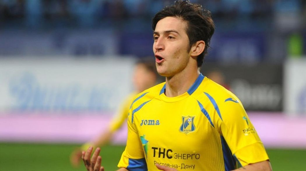 «Лацио» предложили за Азмуна € 15 млн, «Рубин» хочет больше