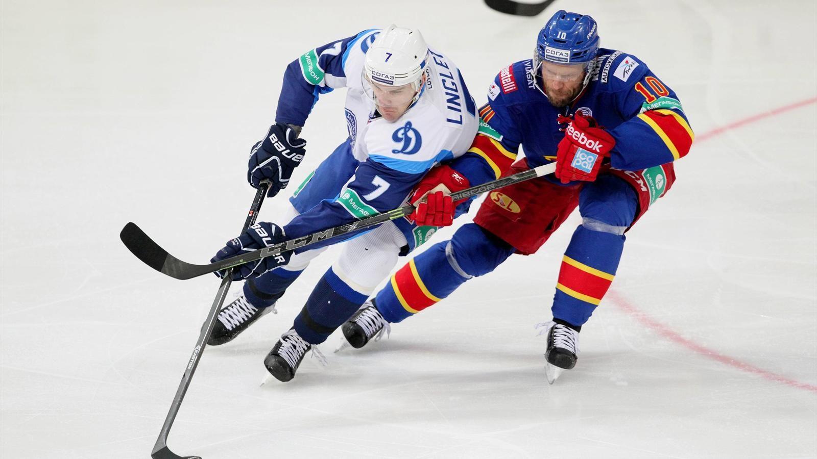 Прогнозы на хоккей КХЛ: «Динамо Москва» — «Йокерит»