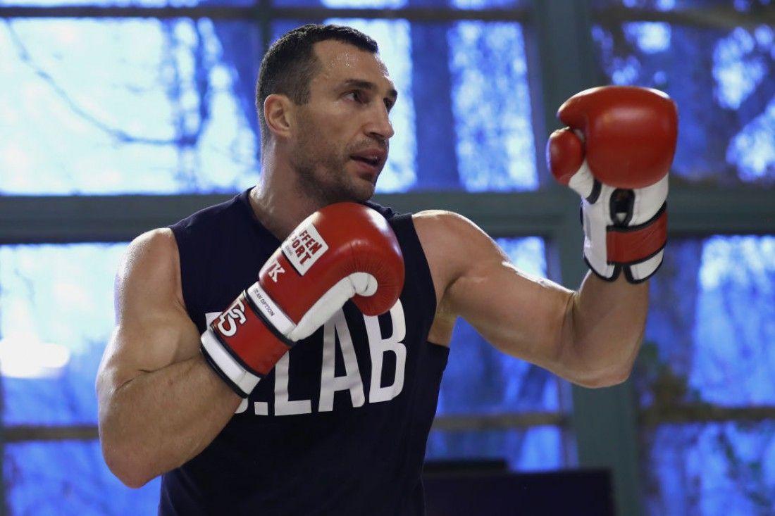 Младший Кличко завершает боксёрскую карьеру
