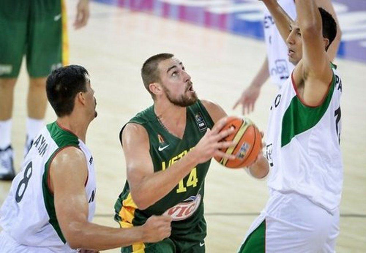Прогнозы на чемпионат Европы по баскетболу: Литва — Грузия