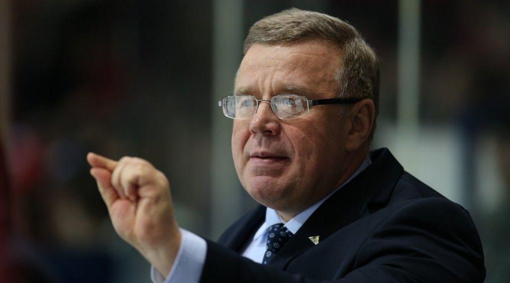 Игорь Захаркин больше не будет тренировать «Югру»
