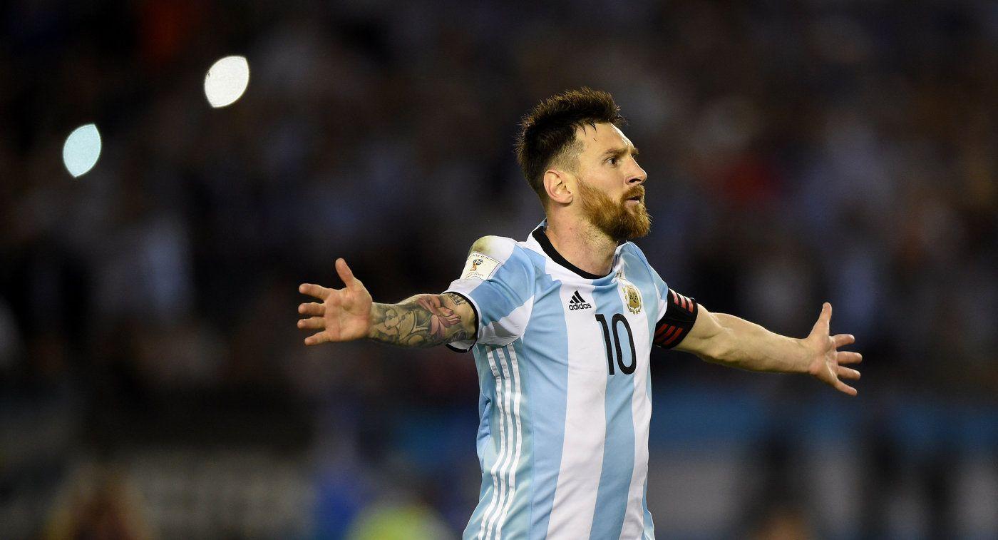 Прогноз на матч Эквадор — Аргентина — 11.10.2017
