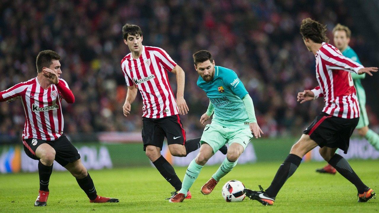 Прогноз на матч Атлетик — Барселона- 28.10.2017