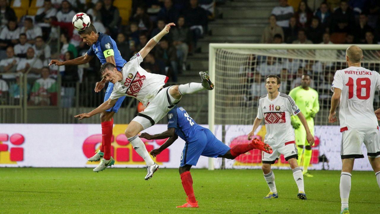 Прогноз на матч Франция — Беларусь — 10.10.2017