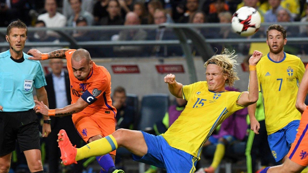Прогноз на матч Голландия — Швеция — 10.10.2017