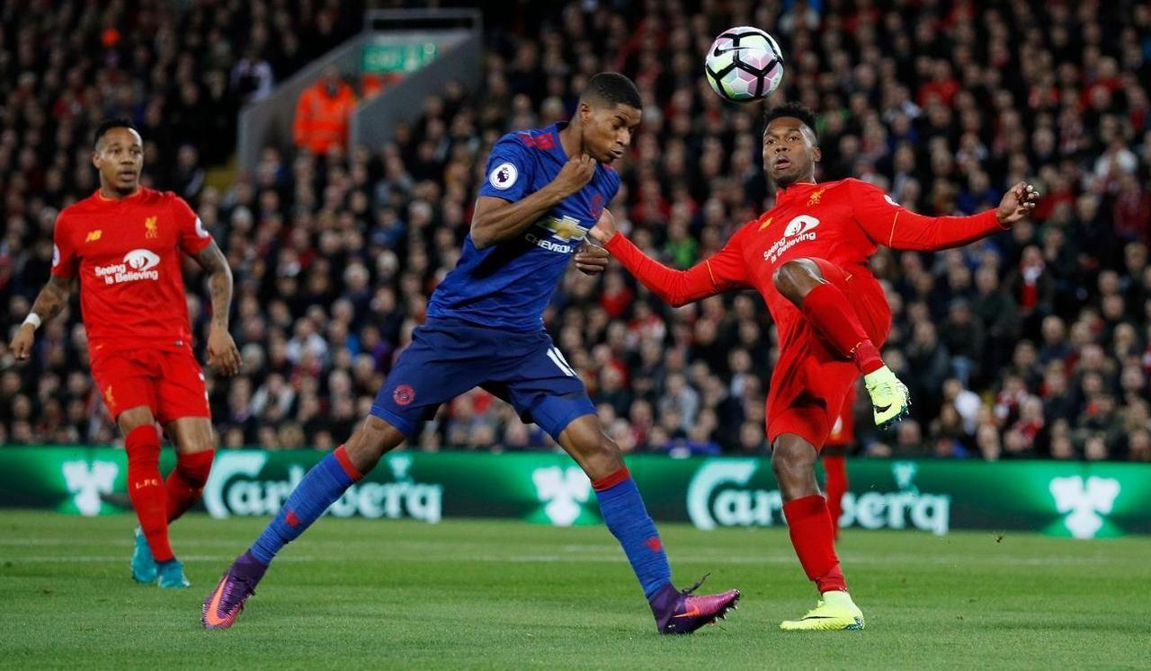 Прогноз на матч Ливерпуль — Манчестер Юнайтед — 14.10.2017