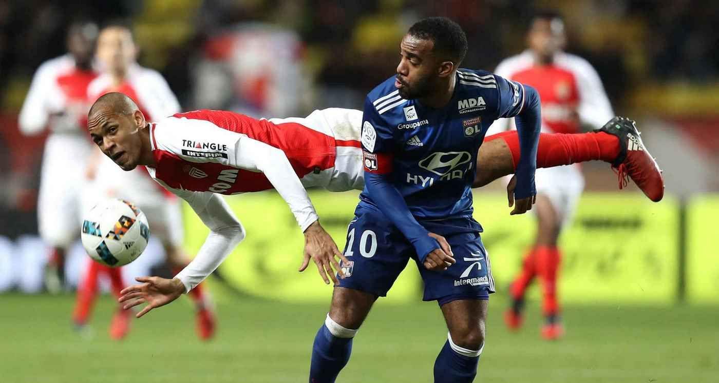 Прогноз на матч Лион — Монако — 13.10.2017