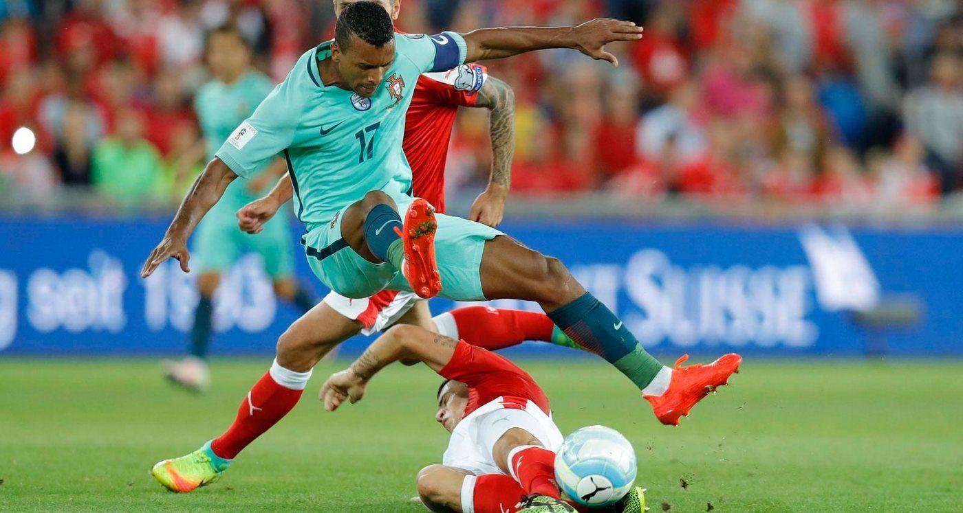 Прогноз на матч Португалия — Швейцария — 10.10.2017