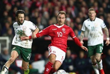 Прогноз на матч Ирландия - Дания - 14.11.2017