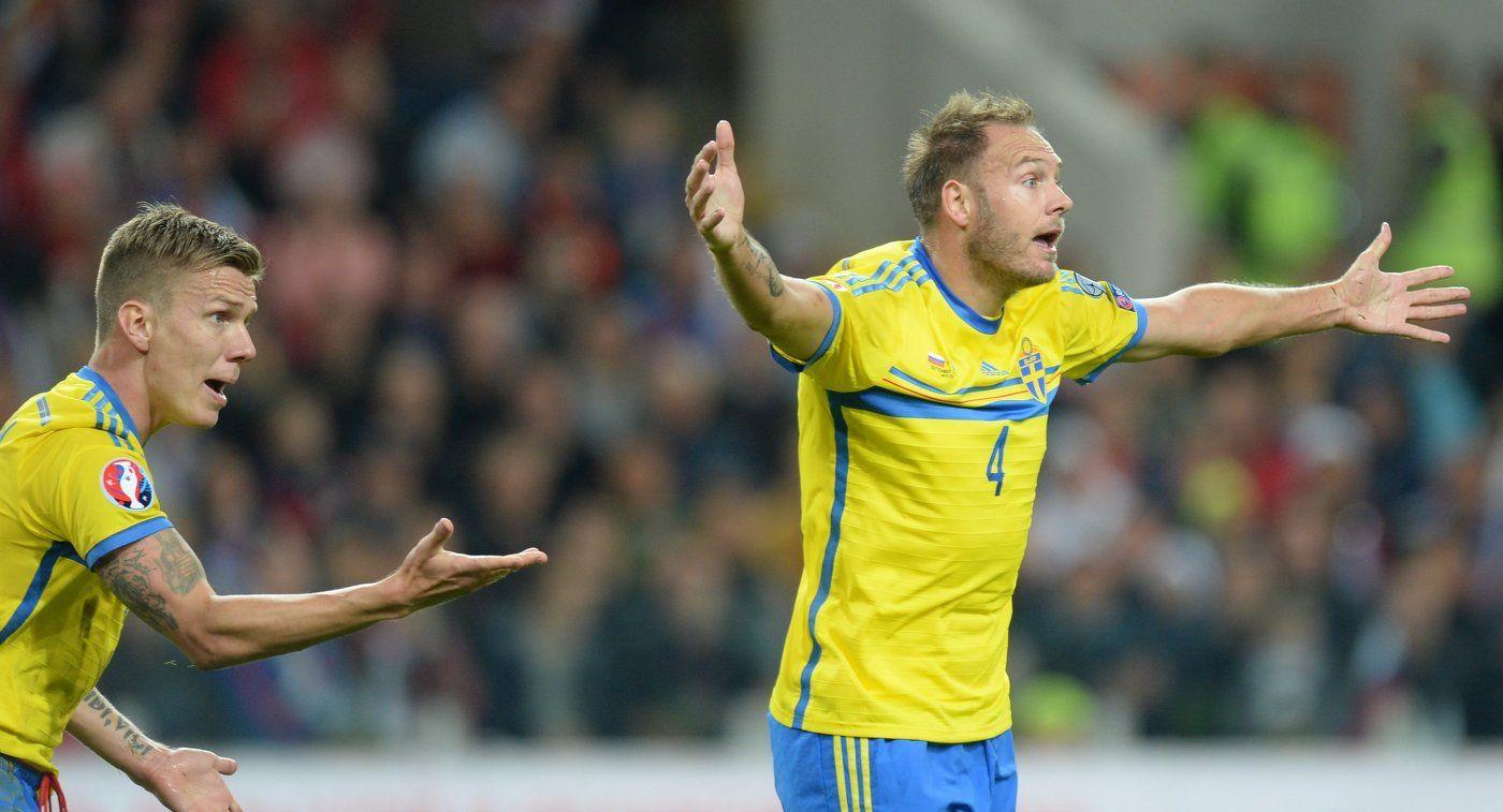 Прогноз на матч Италия — Швеция — 13.11.2017