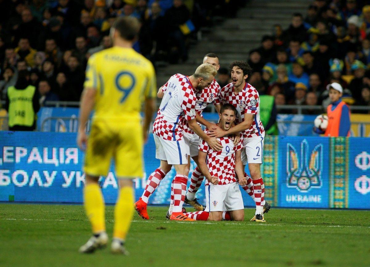 Прогноз на матч Хорватия — Греция — 09.11.2017