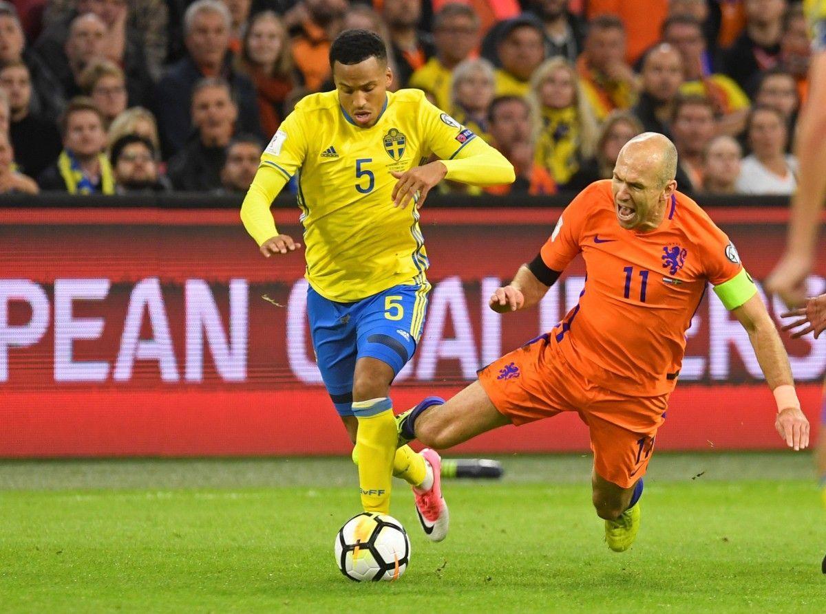 Прогноз на матч Швеция — Италия — 10.11.2017