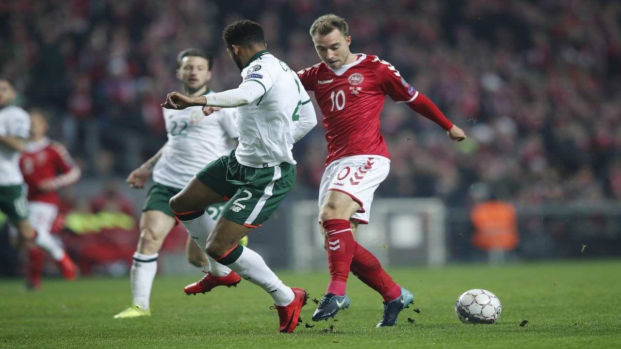 Прогноз на матч Ирландия — Дания — 14.11.2017