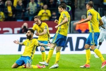 Швеция - Италия