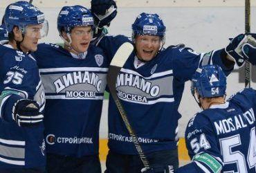 Динамо Москва - Северсталь
