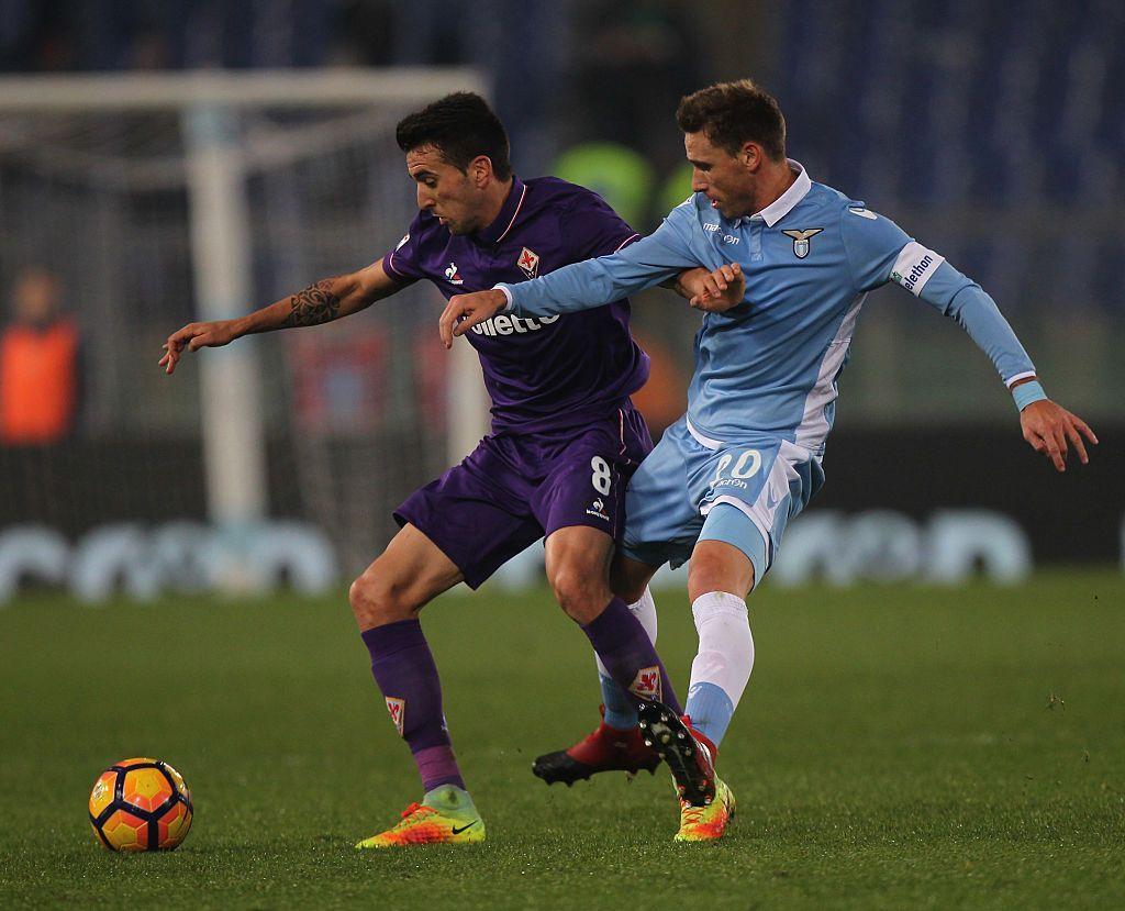 Прогноз на матч Лацио — Фиорентина — 26.11.2017