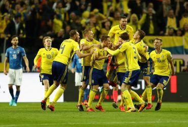 Прогноз на матч Италия - Швеция - 13.11.2017