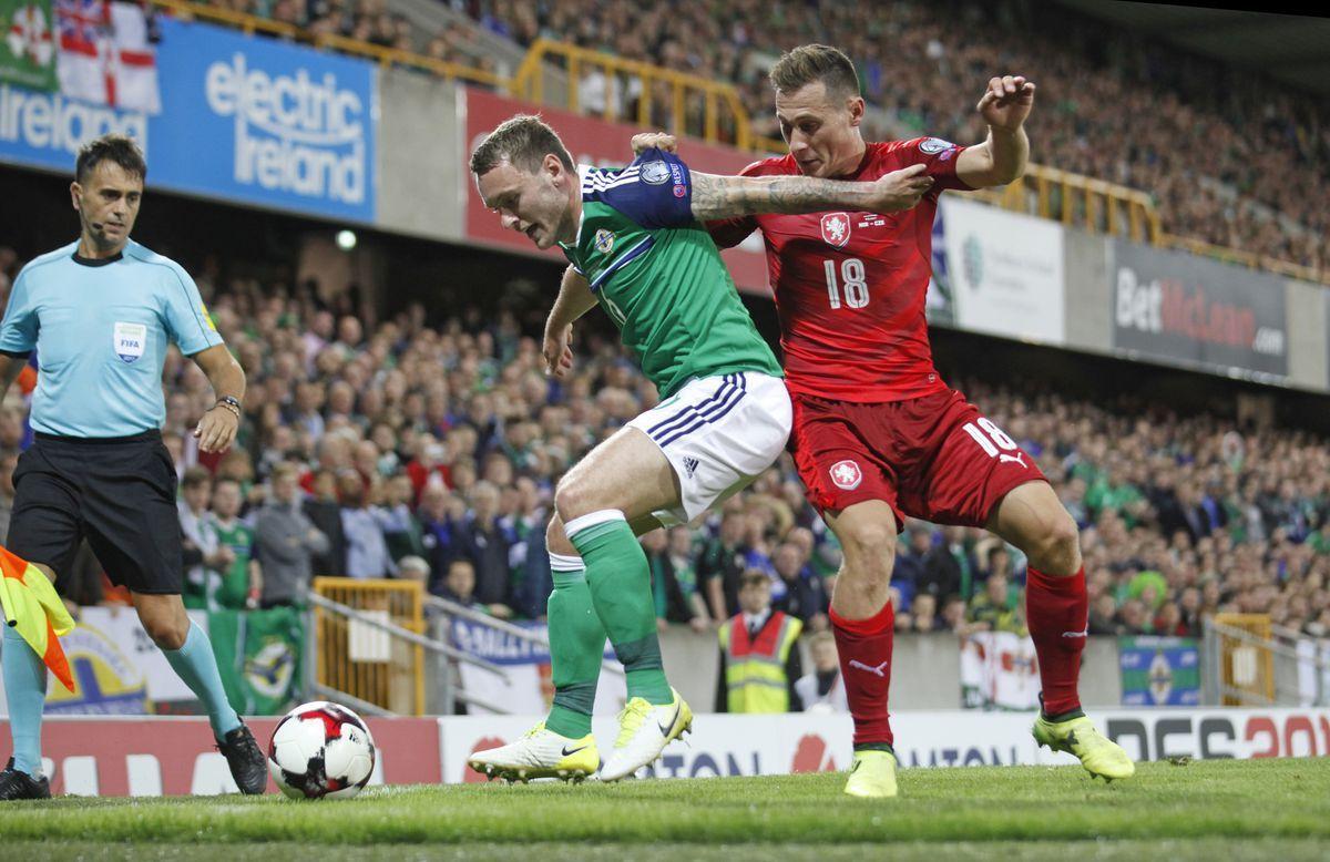 Прогноз на матч Северная Ирландия — Швейцария — 09.11.2017