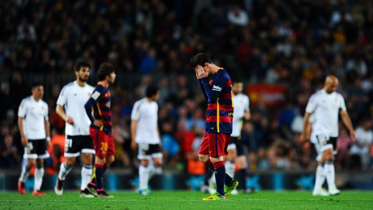 Прогноз на матч Валенсия — Барселона — 26.11.2017