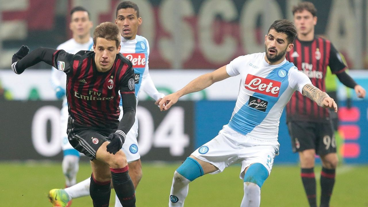 Прогноз на матч Наполи — Милан — 18.11.2017