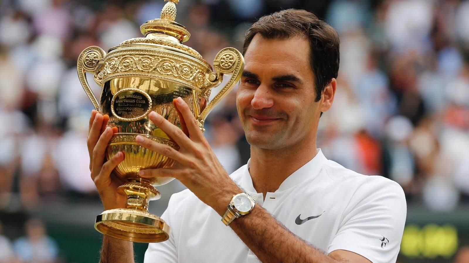 Роджер Федерер выиграл в номинации «спортсмен года» в Швейцарии