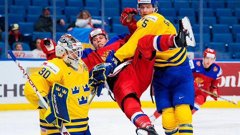 Прогноз на матч Россия – Швеция — 14.12.2017