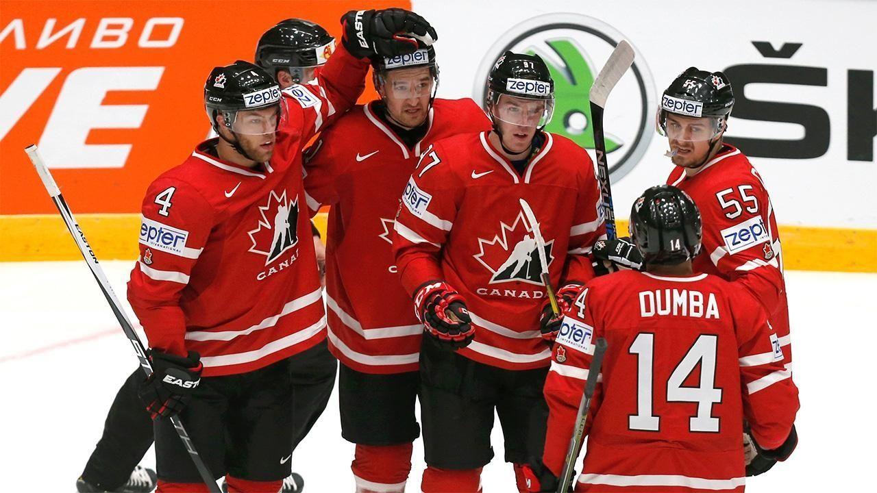 Прогноз на матч Чехия – Канада — 15.12.2017