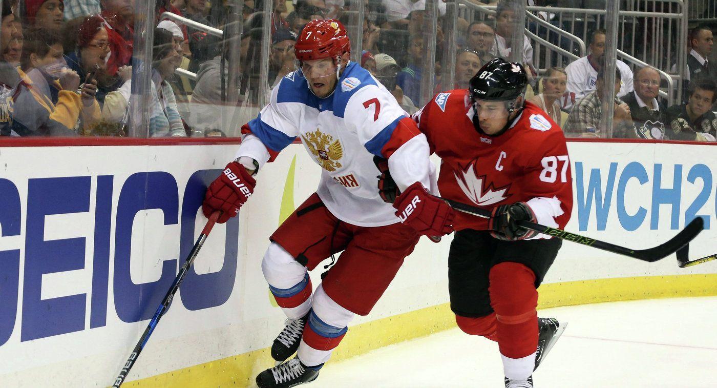 Прогноз на матч Россия – Канада — 16.12.2017