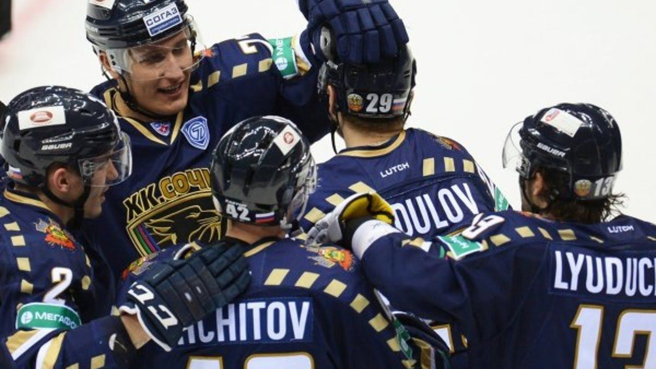 Прогноз на матч Сочи – СКА — 08.12.2017