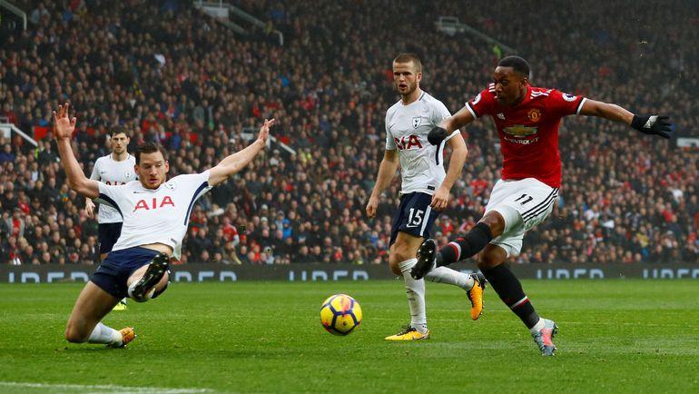Прогноз на матч Тоттенхэм — Манчестер Юнайтед — 31.01.2018