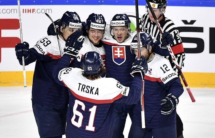 Прогноз на матч США — Словакия — 20.02.2018