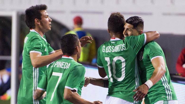 Мексика в огне, на очереди игра с хорватами