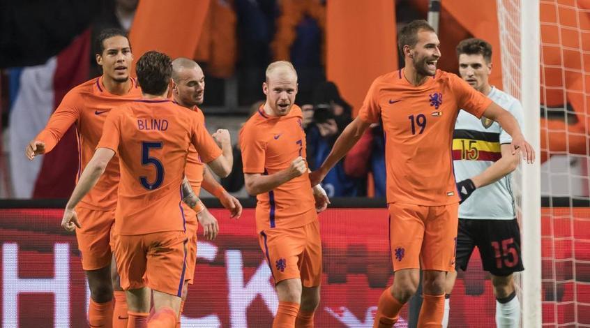 Нидерланды дадут бой португальцам