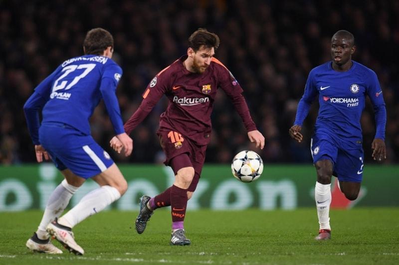 Прогноз на матч Барселона — Челси — 14.03.2018