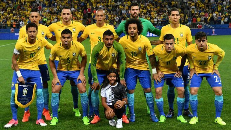 Прогноз на матч Россия — Бразилия — 23.03.2018