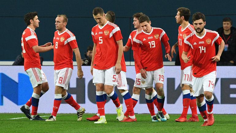 Прогноз на матч Россия - Бразилия - 23.03.2018
