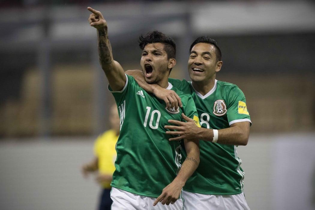Прогноз на матч Мексика — Исландия — 24.03.2018