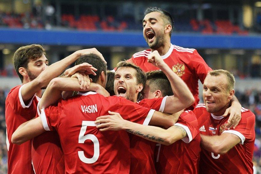 Россия встретится со сборной Франции