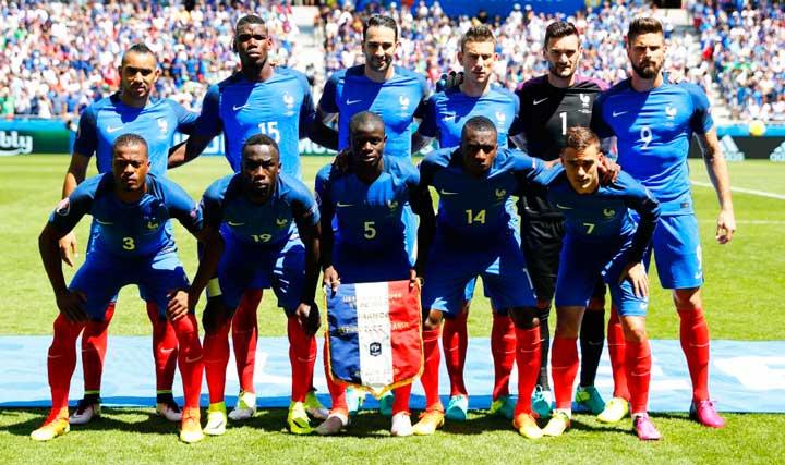 Прогноз на матч Франция - Колумбия - 23.03.2018