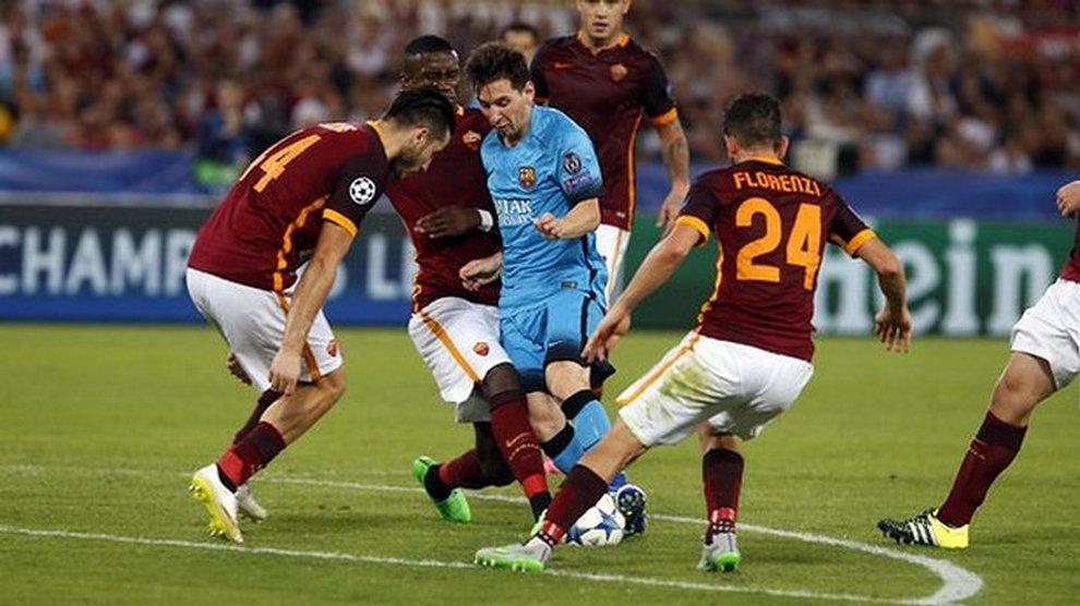 Барселона — Рома. Прогноз и ставка на 4 апреля