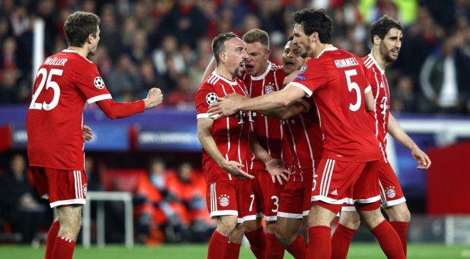 Бавария добудет результат на классе