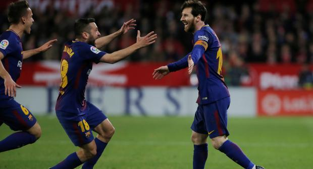 Барселона фаворит выездного матча