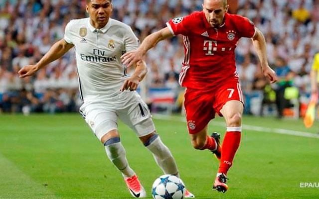 Бавария даст бой Реалу