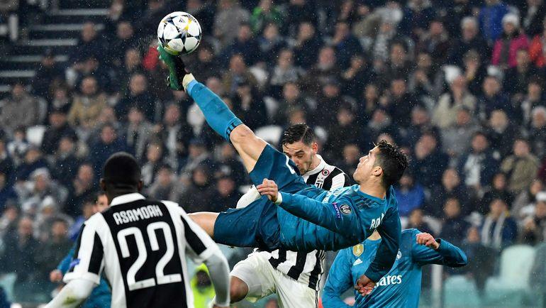 Реал и Роналду в частности продолжат забивать Ювентусу