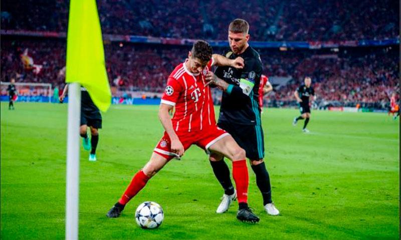 Реал — Бавария: прогноз на матч 1 мая 2018