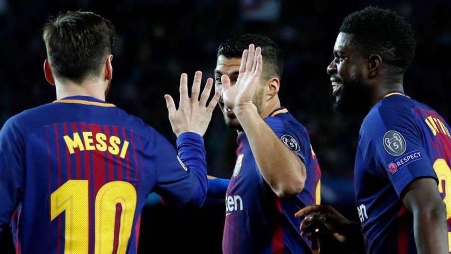 Рома — Барселона. Прогноз и ставка на 10 апреля