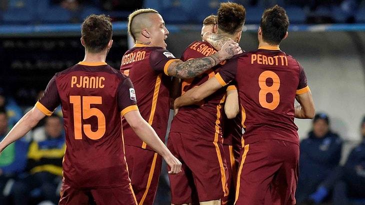 Рома против испанского монстра