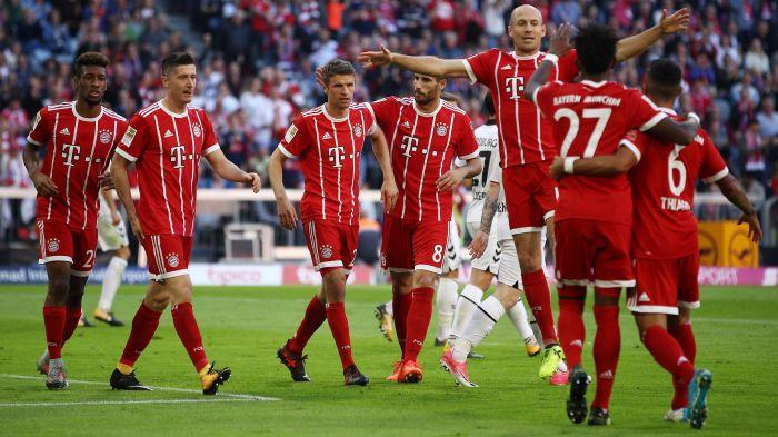 Бавария продолжит измываться над соперниками